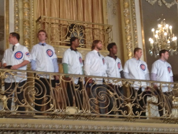prospects at CubsCon