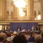prospects panel at CubsCon