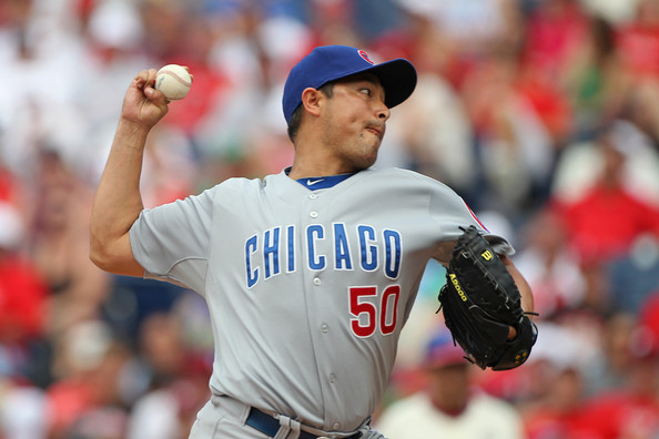 Rodrigo Lopez is the Cubs' Number One Starter and Other Misleading Bullets
