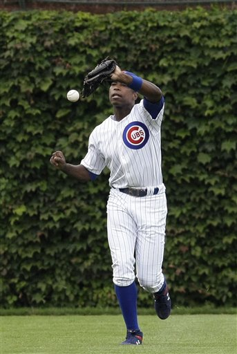 Alfonso Soriano Received Outfield Coaching for the First Time This Season