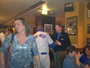 woo woo was everywhere at CubsCon