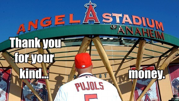 Around the League: The Swift Fall of Albert Pujols, Barry Bonds on Miguel Cabrera, Instant Replay