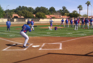 cubs bunt tournament