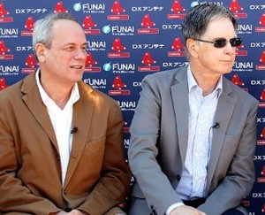 Red Sox Owner and President Finally Speak About the Theo Compensation Resolution