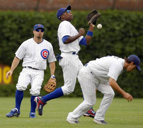 Cubs Resolve to Avoid Last Place and Other Bullets