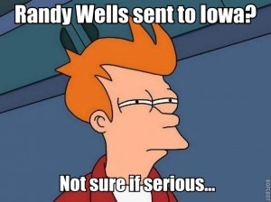 Reactions to Randy Wells' Demotion: Jed Hoyer, Jeff Samardzija, Randy Wells, and Others