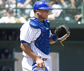 Chicago Cubs Prospect Primer 2012: Catchers