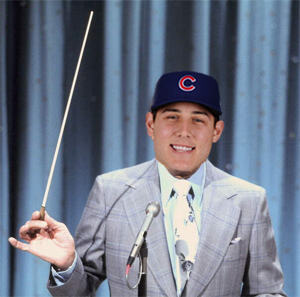 RizzOMG: Anthony Rizzo Just Pulled from Today's Iowa Cubs Game (UPDATE: Debut Tomorrow)