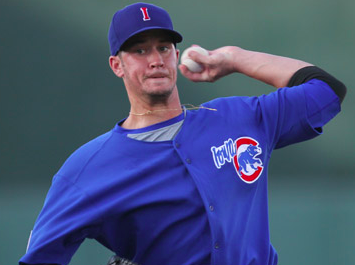 Chris Rusin Will Indeed Get the Start Tomorrow Night for the Cubs