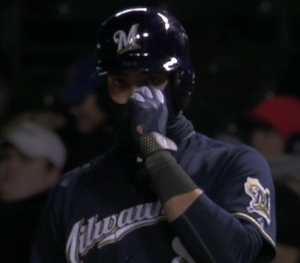 ryan braun mask