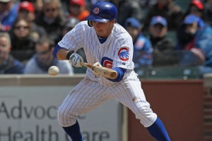 A Tony Campana Sacrifice Bunt is an Adventure and Other Bullets