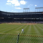 wrigley field from right bleachers