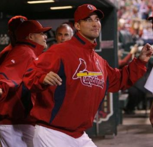 adam wainwright dancing