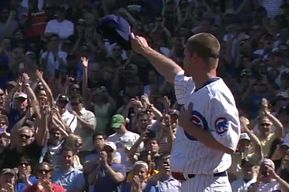 Kerry Wood Ready to Return to Cubs Organization, Doesn't Want to Come Alone