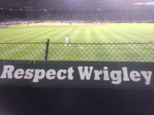 Obsessive Wrigley Renovation Watch: Progress Being Made in Getting Things Finalized