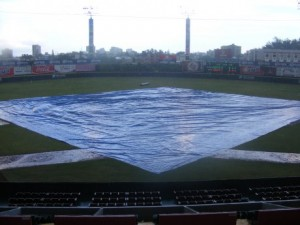 Cubs' Minor League Daily: Tarps And Spikes Don't Mix