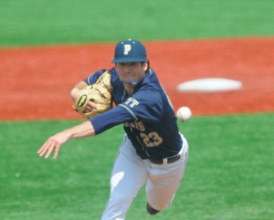 Matt Iannazzo (Photo by Kenny Ong/The Pitt News)
