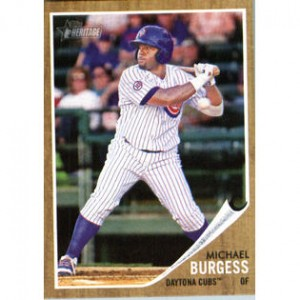 Cubs Minor League Daily: The New And Improved Michael Burgess