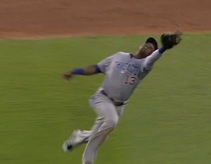 Wow – Starlin Castro Made an Insane Catch Tonight (Video)