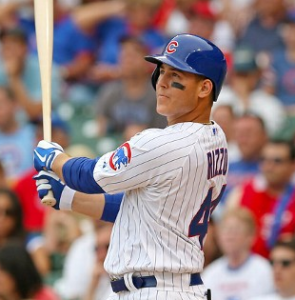 Anthony Rizzo is Awesome and Other Bullets