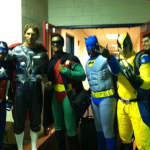 Superheroes for a Day: Chicago Cubs Players Dress Up in Costumes