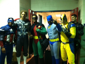 cubs superheroes