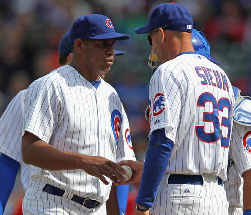 Not That Carlos Marmol Had Any Trade Value Anyway, But Jed Hoyer Ain't Looking to Spin