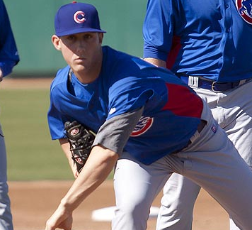 Chicago Cubs Designate Jeff Beliveau for Assignment