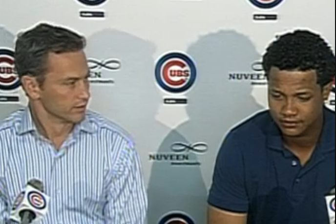jed hoyer starlin castro