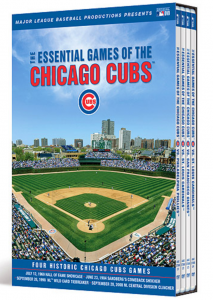 I've Got Five Chicago Cubs DVD Sets to Give Away Because You Guys Are Awesome