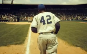 The Trailer for '42′ – Upcoming Jackie Robinson Movie