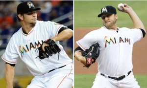 Marlins' Plight the Cubs' Answer? How About Mark Buehrle and Josh Johnson?