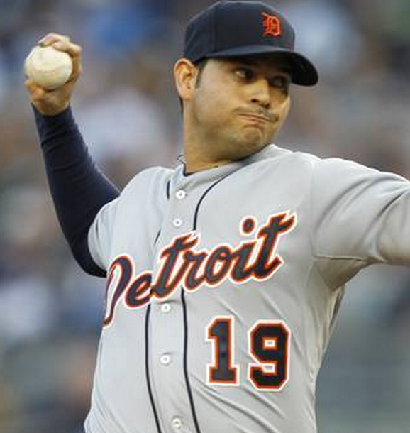 Report: Cubs Make Serious Offer for Anibal Sanchez (UPDATES: He Gives Tigers Chance to Match)
