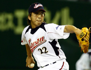 Report: Cubs Courting Top Japanese Reliever Kyuji Fujikawa