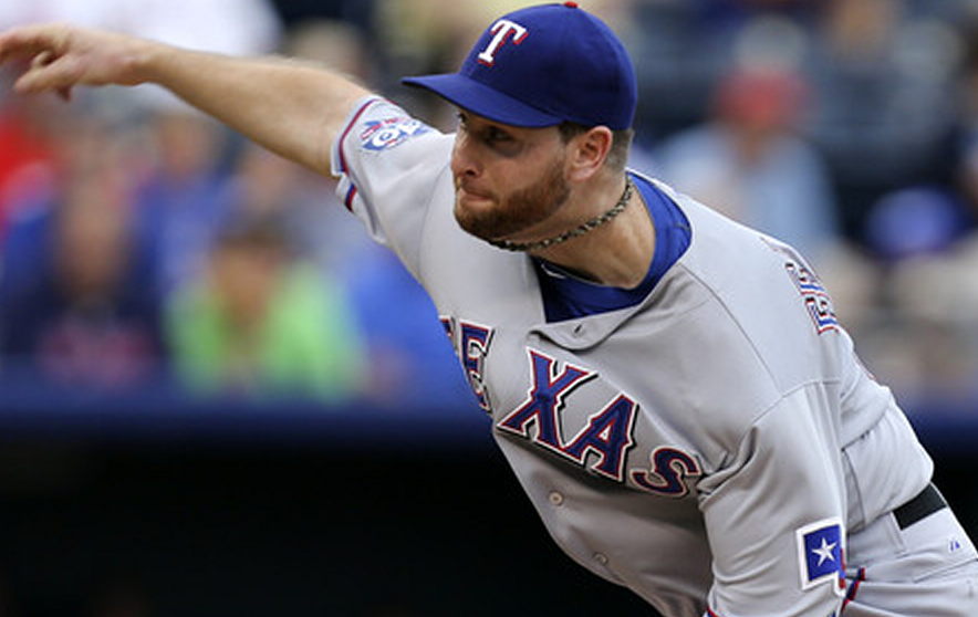 Dale Sveum Says Scott Feldman is His Fourth Starter … But Nothing is Guaranteed