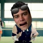 Because Why Not: Theo Epstein Gangnam Style