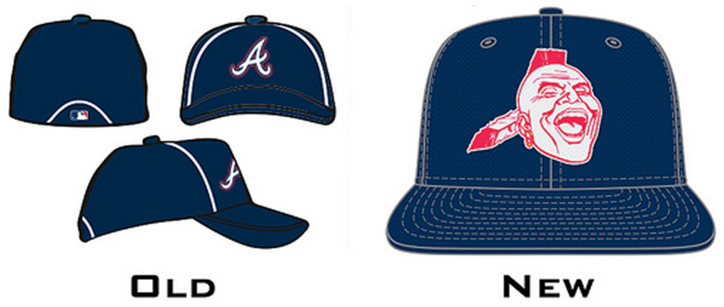 braves new cap