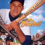 Fun With Movie Posters: Bryan LaHair is Mr. Baseball