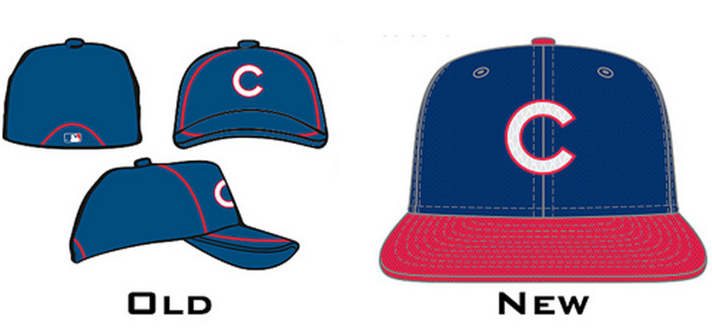 cubs new bp spring training caps