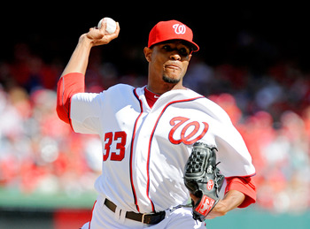 "Report: Edwin Jackson ""Down to Cubs and Rangers"""