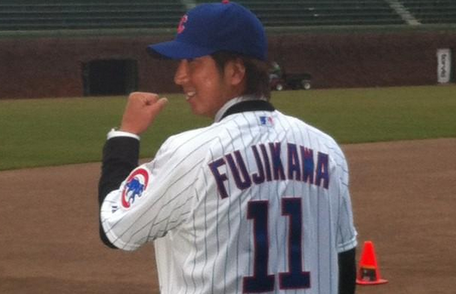 There Was Nothing Wrong with the Kyuji Fujikawa Signing and Other Bullets