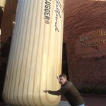 Let's All Go to the Louisville Slugger Factory and Other Bullets