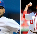 Early Morning Edwin Jackson and Carlos Villanueva Update