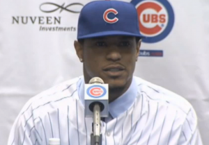 Thoughts, Quotes, Reactions, and Video from Yesterday's Edwin Jackson Introductory Press Conference