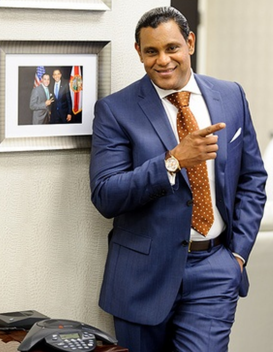 Sammy Sosa on Sammy Sosa with a Side of Sammy Sosa (A Webcast with Fans)