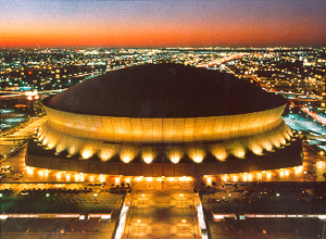 superdome super bowl football