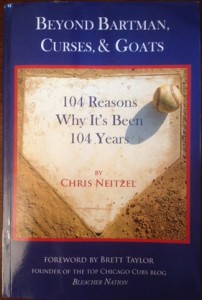 More 'Beyond Bartman': An Interview with BN'er Chris Neitzel on His '104 Reasons' Book