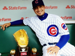 Anthony Rizzo Didn't Hit Enough and Darwin Barney Didn't Flair Enough, So They Lost the Gold Glove