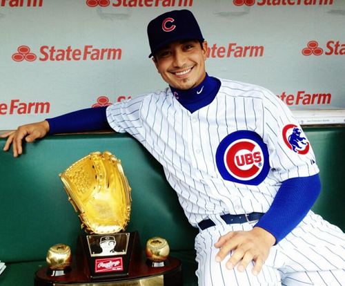 The Cubs Have a Couple Gold Glove Finalists and Other Bullets