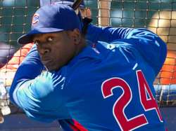 You Want It, You Got It: Jorge Soler's First At Bat Was a 423 Foot Homer (VIDEO)